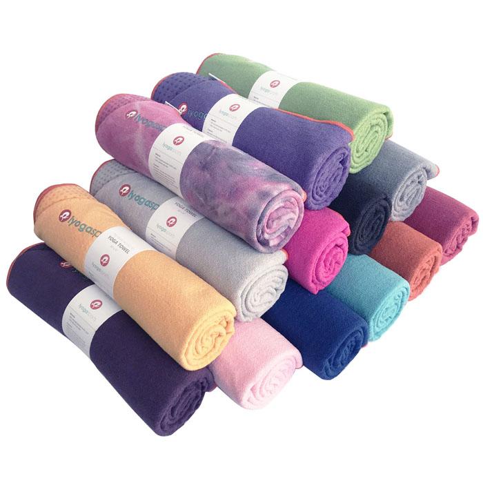 Premium Skidless Yoga Towel