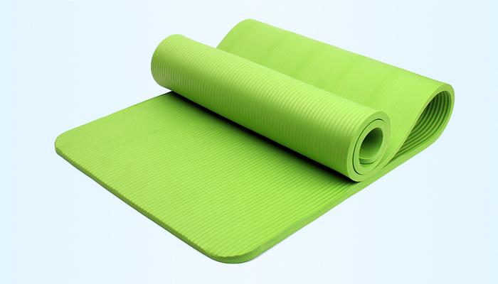 Close Cell Nbr Exercise Mat Pilates Mat Fitness Mat