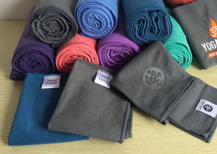 eQua sueded yoga towel