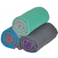 Classical yoga towel
