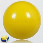 polish surface gym ball